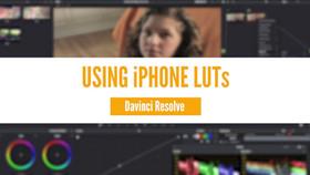 LUTs FAQ and Tutorials | iPhoneographers