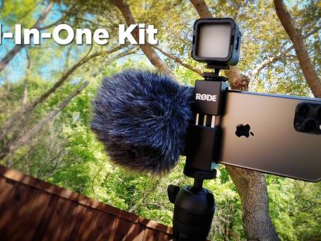 """Mobile """"Video Kit"""" Gear Ideas"""