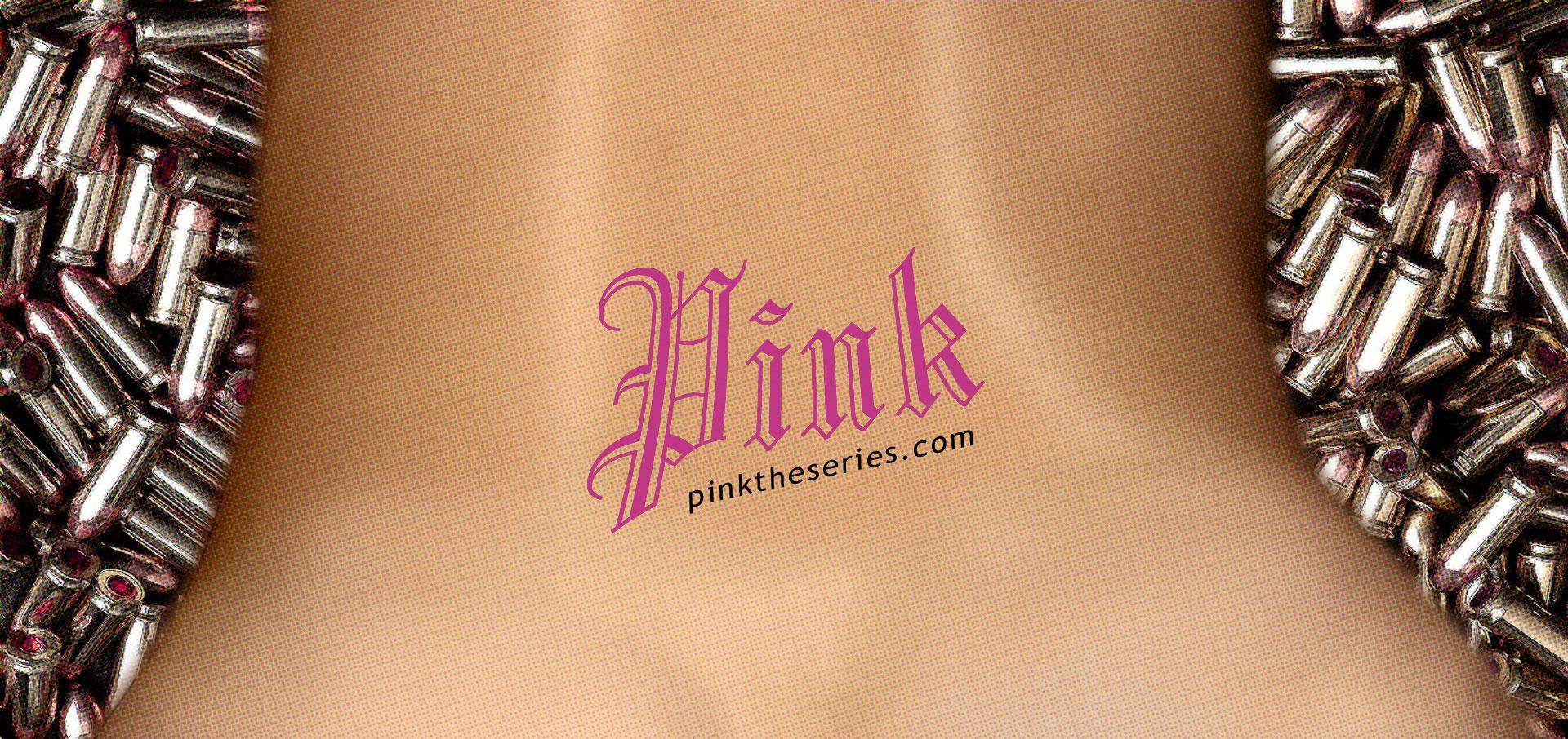 PINK Sketch Logo
