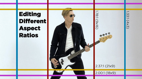 3 Ways To Edit Different Aspect Ratios