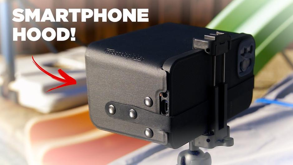 Moondog Smartphone Hood
