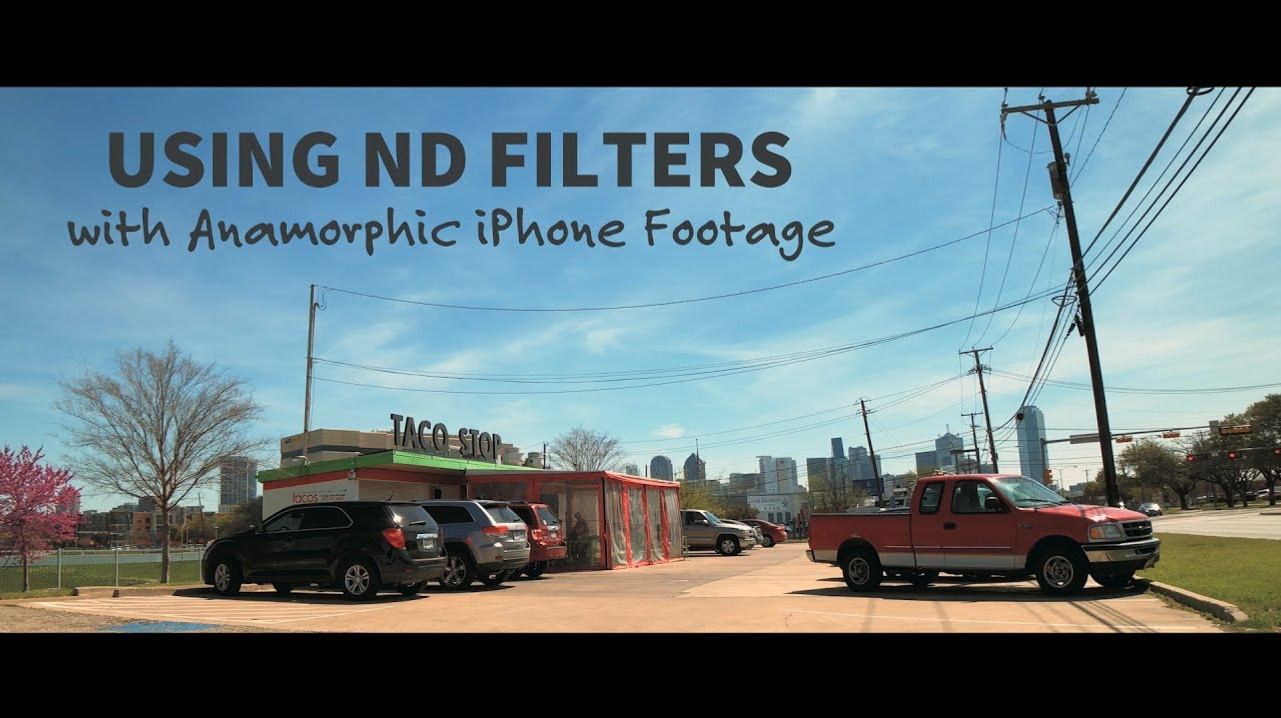 Using ND Filters
