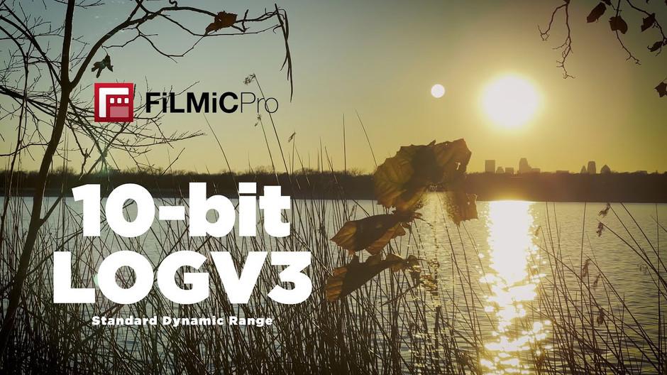 FiLMiC Pro LogV3