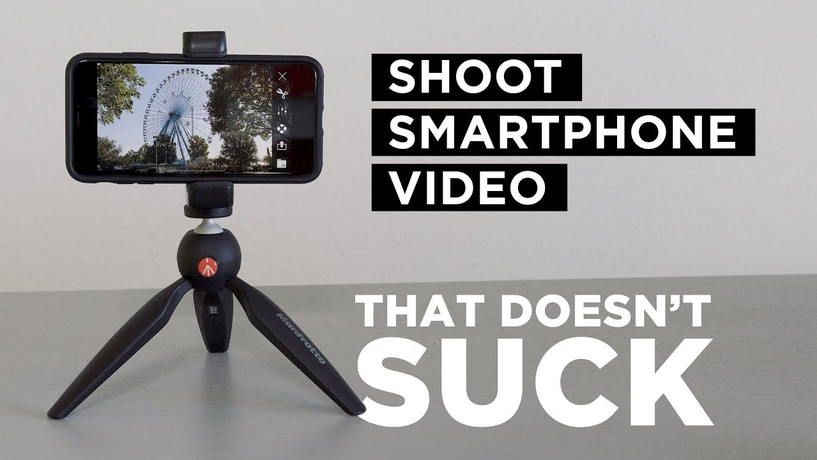 Shoot Video That Doesn't Suck