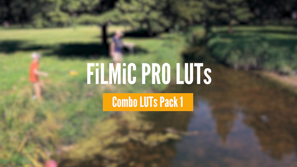 Combo LUTs Pack • Volume 1