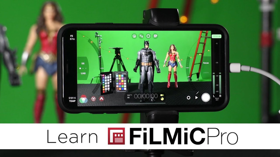 The Complete Guide To FiLMiC Pro