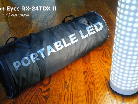 A Large, Portable LED That You Can Carry Anywhere? Heck yeah.