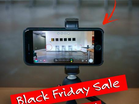 BLACK FRIDAY SALE! Learn DIY Filmmaking