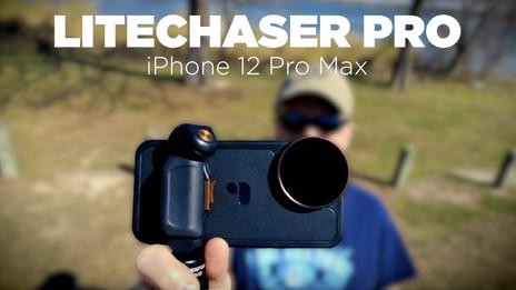 PolarPro Litechaser Pro for iPhone 12 Pro