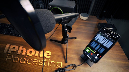 iPhone Podcasting