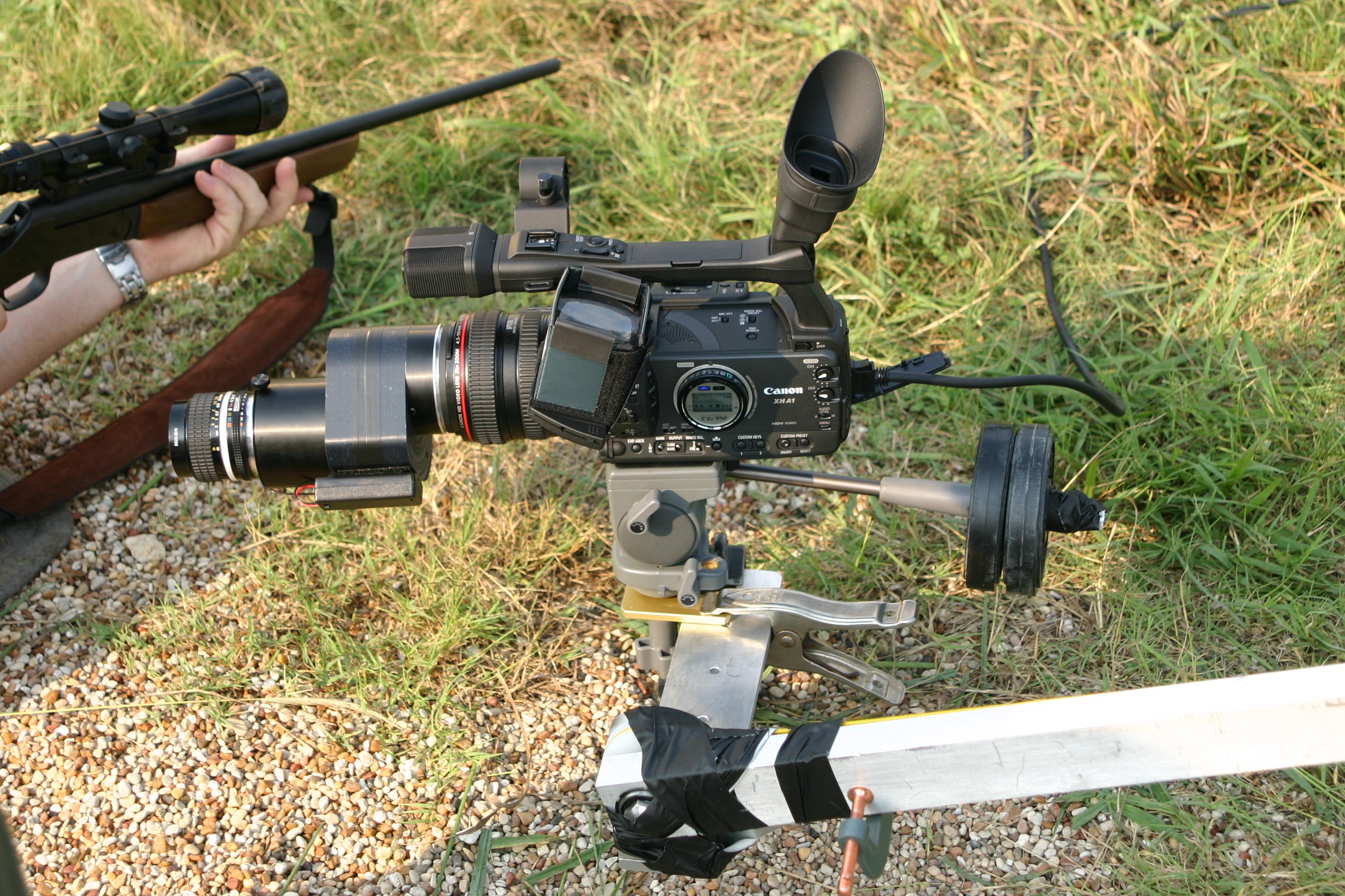 Canon HDV Camera