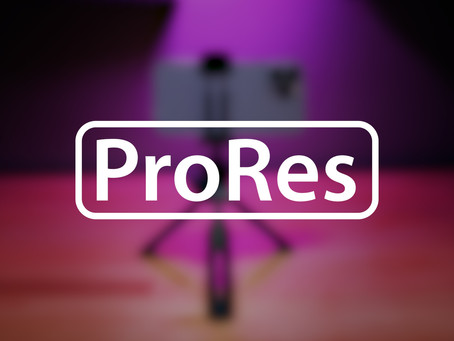 PRO TIPS for Shooting iPhone ProRes Video