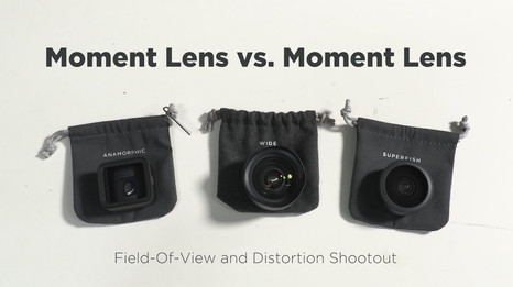 Moment vs. Moment   How does the anamorphic compare?