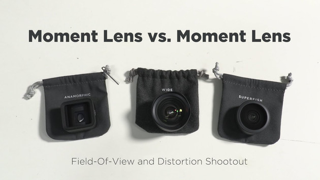 Moment vs. Moment | How does the anamorphic compare?