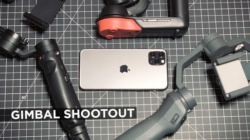 iPhone 11 Gimbal Shootout