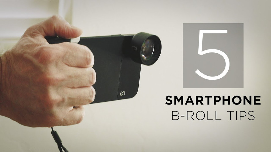 5 Cinematic B-roll Tips