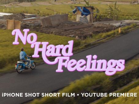 No Hard Feelings for iPhone Filmmaking