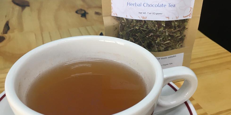 Tea and Chocolate Time!