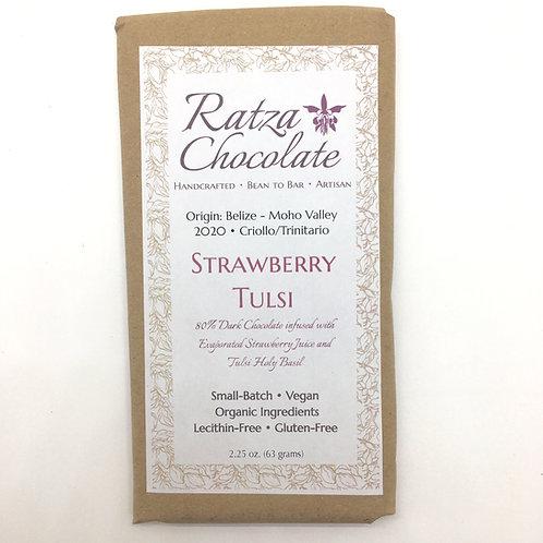 Strawberry Tulsi