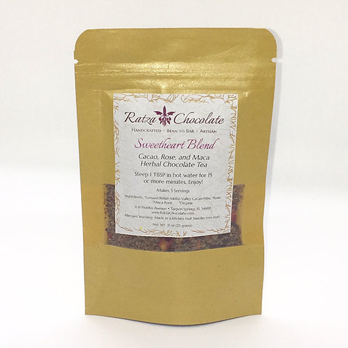 Sweetheart Blend Herbal Chocolate Tea Sampler