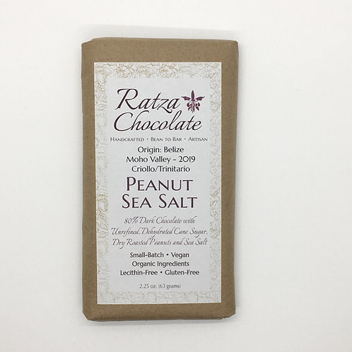 Peanut Sea Salt