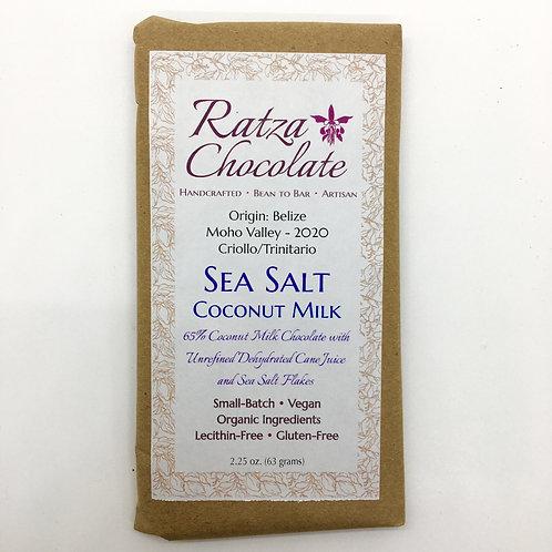 Sea Salt Coconut Milk