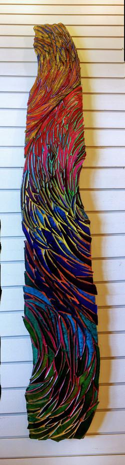 Rainbow Wall Sculpture