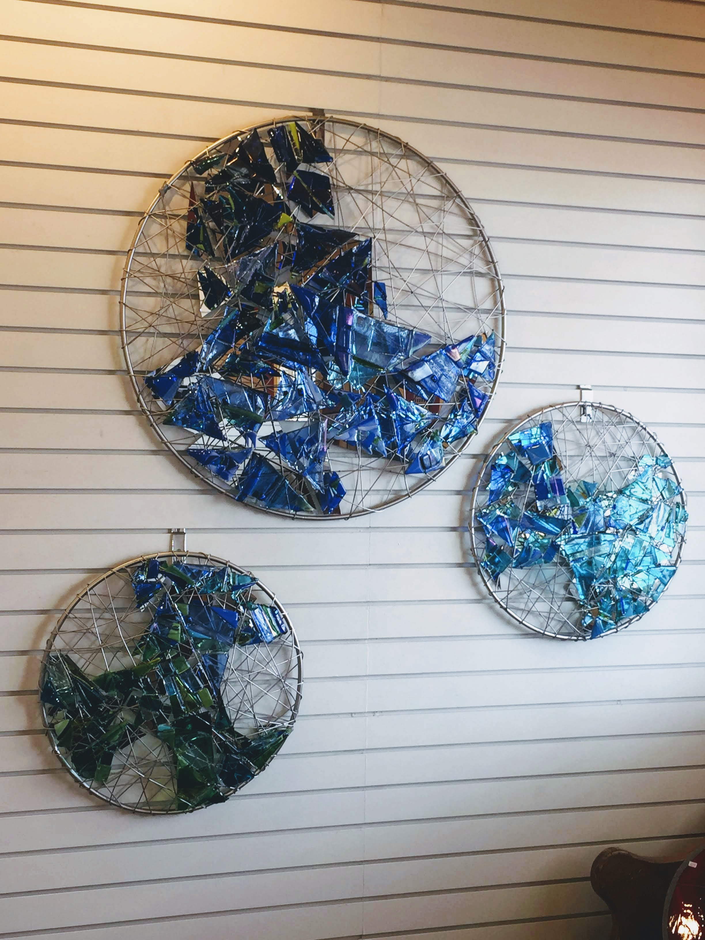 Shattered Wall Tryptic