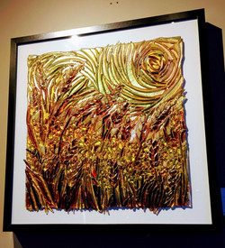 Abstract Prairie Swirl