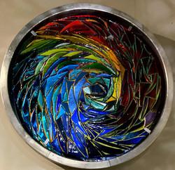 Colour Wheel Tornado