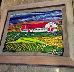 Custom Farm Scene