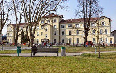 Prenova Onkološkega Inštituta, stavba C