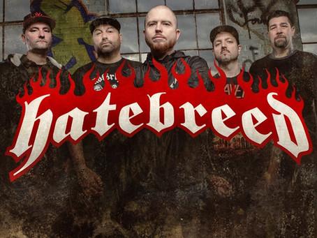 "Album Review: HATEBREED ""𝗪𝗘𝗜𝗚𝗛𝗧 𝗢𝗙 𝗧𝗛𝗘 𝗙𝗔𝗟𝗦𝗘 𝗦𝗘𝗟𝗙"""