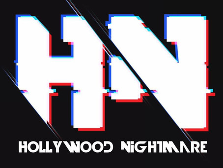 "Press Release: HOLLYWOOD NIGHTMARE RELEASE SINGLE ""ASH""."