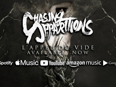 Interview with Chasing Apparitions