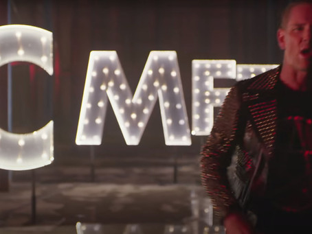"Corey Taylor Releases - ""CMFT Must Be Stopped"" Music Video"