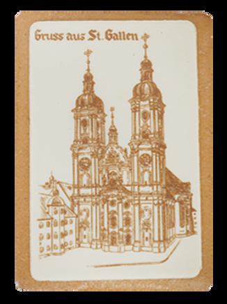 Biberli Gruss St. Gallen,110 g