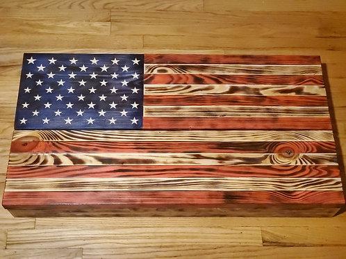 Concealment Flag |Gun Case | Concealment Case | Wall Art | RFID Locks