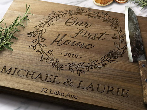 Custom Personalized Cutting Boards