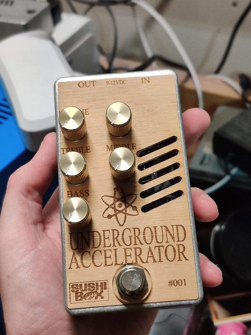 Limited Edition Underground Accelerator - Preorder