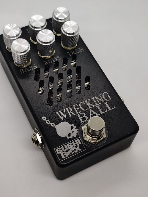 Wrecking Ball - Pedal Option
