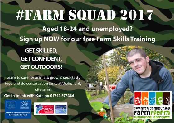 #Farm Squad- September Start