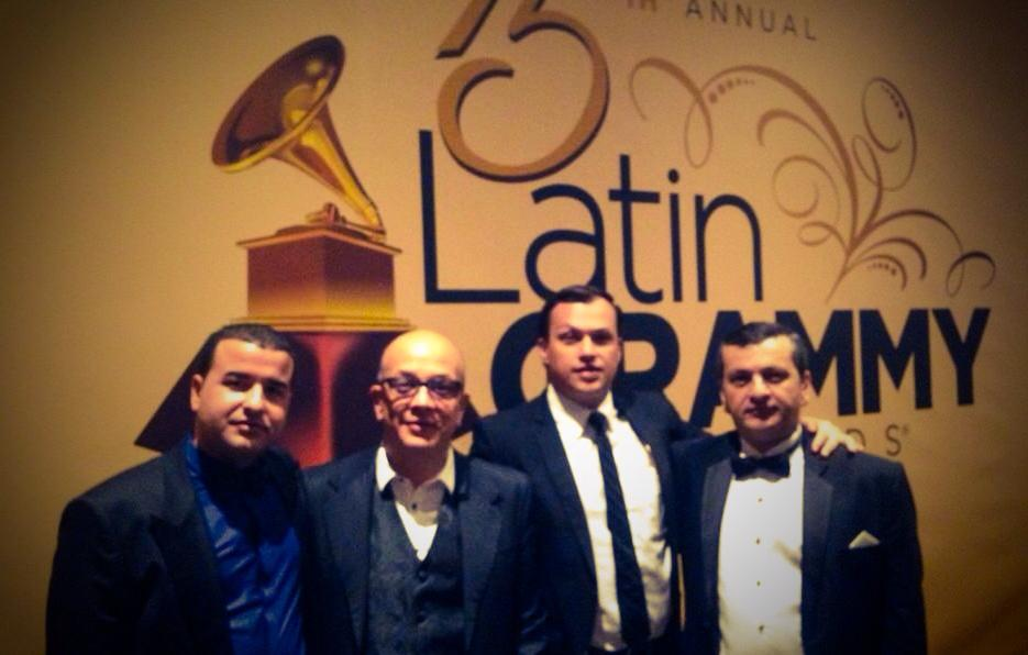 Latin Grammy Award 2014