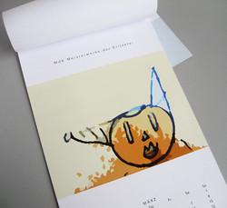 Illustration Kunstkalender