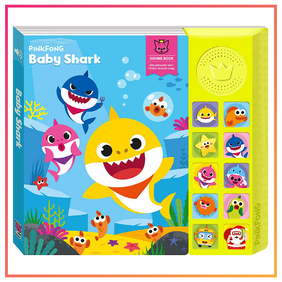 Baby Shark Official Song Book