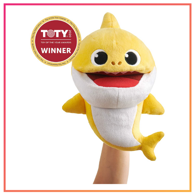 WowWee Baby Shark Song Puppet