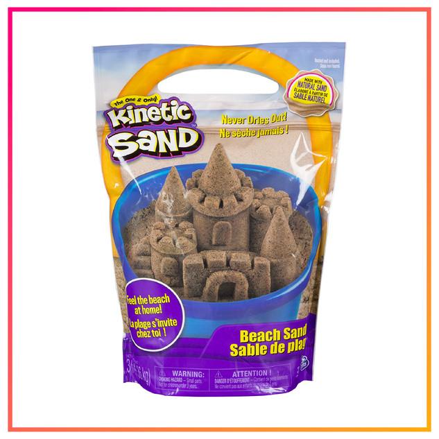 Kinectic Sand