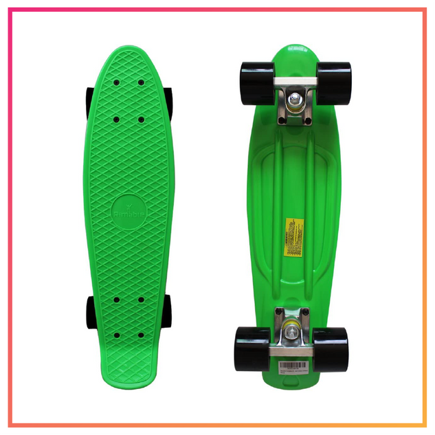 RIMABLE 22 Inches Skateboard