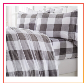 Deluxe Bed Sheets with Deep Pockets