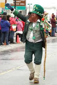 NOTE: The Pinckney St. Patrick's Day Parade Has Been Cancelled!